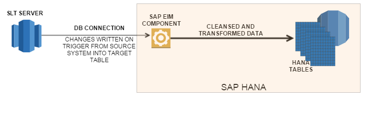 SAP HANA Enterprise Information Management Data provioining
