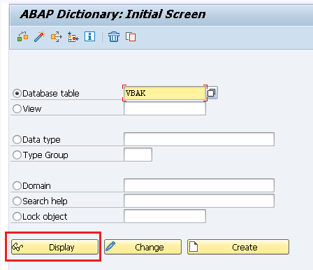 SAP ABAP VIEW CREATE SAP ABAP VIEW CREATE VIEW SAP ABAP