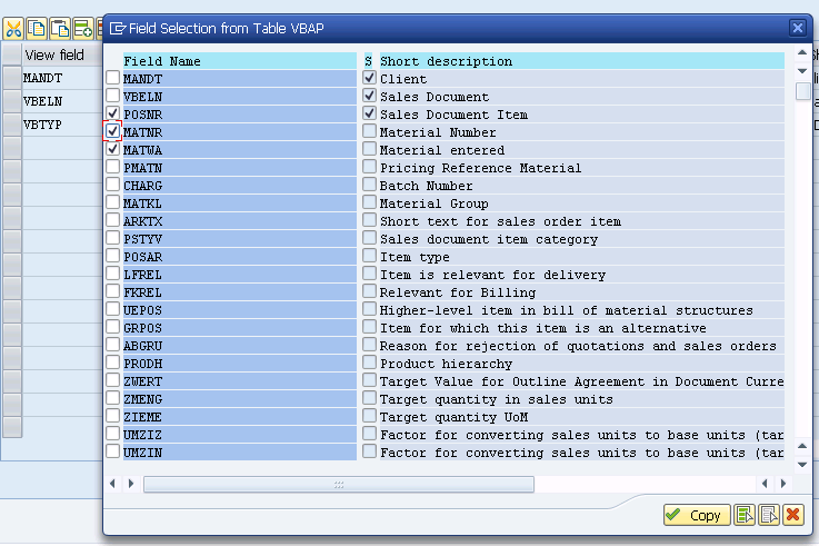 SAP ABAP VIEW CREATE SAP ABAP VIEW CREATE VIEW SAP ABAP