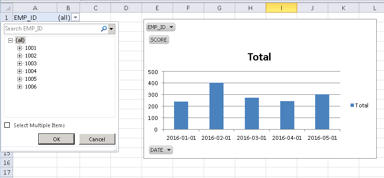 MS Excel on HANA Reporting
