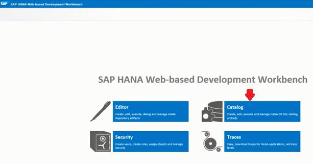 HDBDD Table creation using SAP HANA CDS - SAP HANA Tutorial