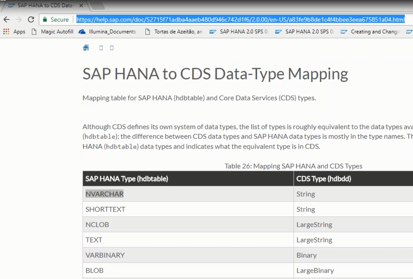 HDBDD Table creation using SAP HANA CDS - SAP HANA Tutorial